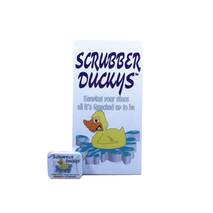 Super Scrubber Duckys Starter Kit - Magnetic Glass Scrubbers - Dank Riot