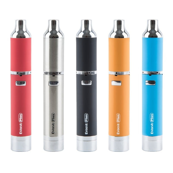 Yocan Evolve Plus Vaporizer Kit - Dank Riot