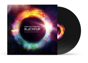 Bowie Cello Symphonic: Blackstar Vinyl + Digital Download