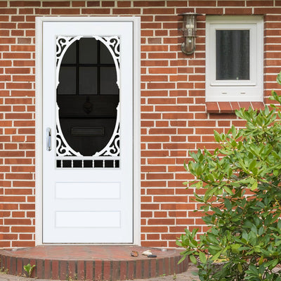 Beautiful weather deserves a beautiful screen door - try the Carling!