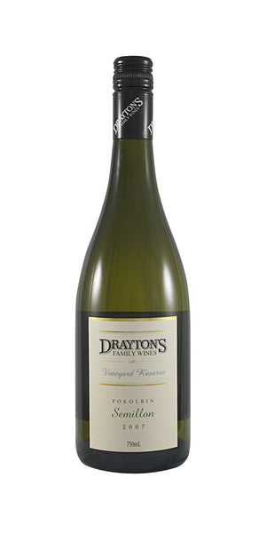 2007 Vineyard Reserve Semillon - One Dozen Carton