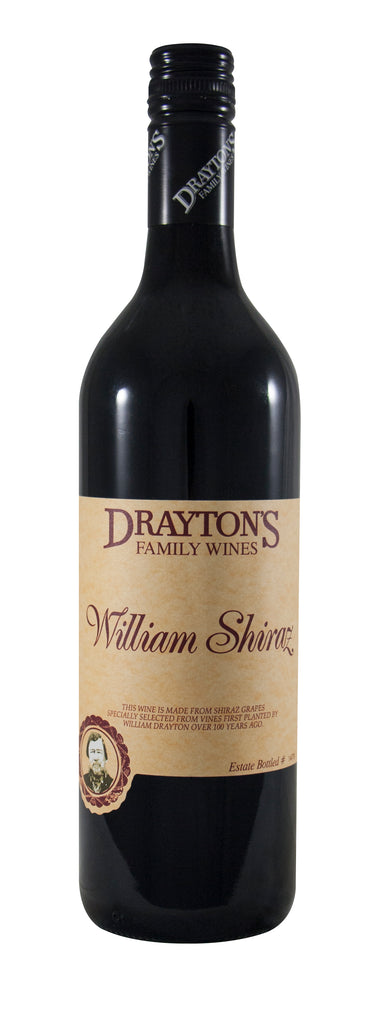 William Shiraz - Carton of 6 bottles