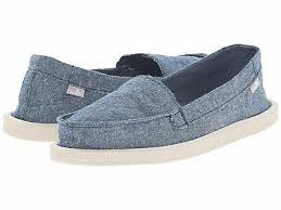 Sanuk-Women's Shorty TX Denim