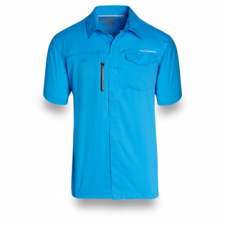 TUNASKIN Ahi One Short Sleeve Performane Shirt