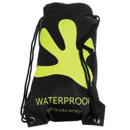 GECKOBRANDS Drawstring Waterproof Backpack