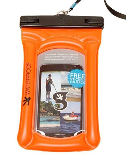 GECKOBRANDS Waterproof Phone Case
