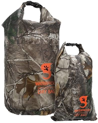 GECKOBRAND Realtree Dry Bags