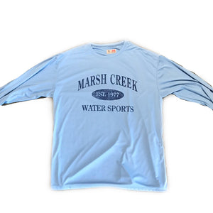 Marsh Creek Watersports Dri-Fit Long Sleeve Performance Shirt
