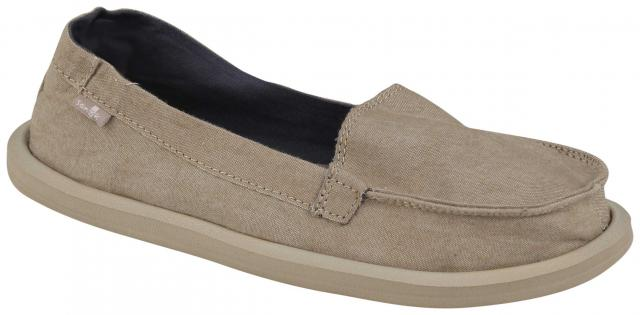 Sanuk-Women's Shorty TX Natural Chambray