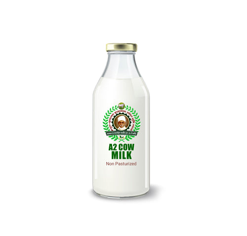 Fresh  A2 Cow Milk 1 Ltr