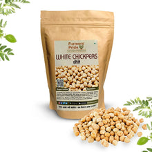 Load image into Gallery viewer, White Chickpea (Chole)  1Kg