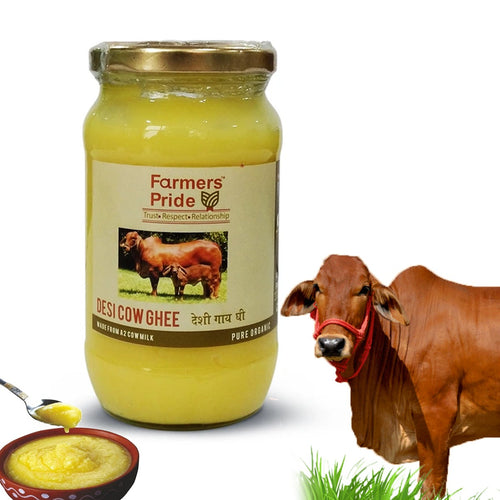 A2 Desi Cow Ghee 500ml
