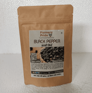Black Pepper 50Gm