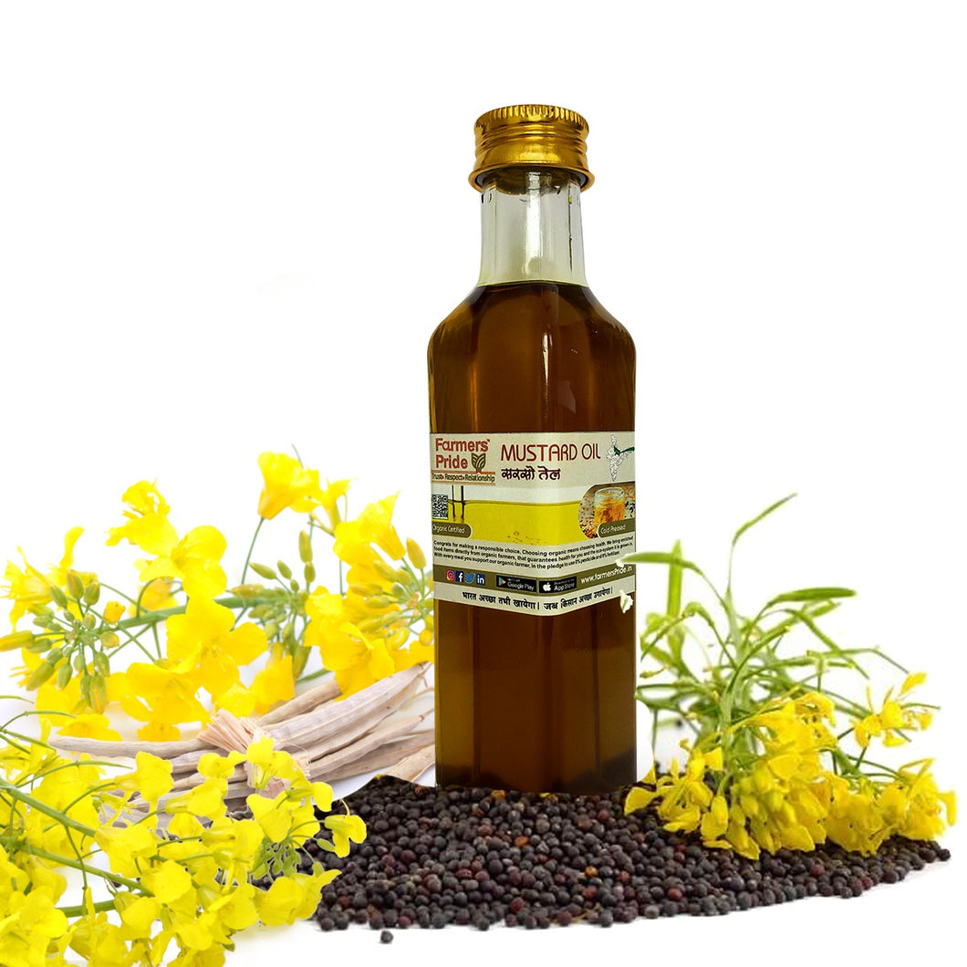 Mustard Oil (Black) 1Ltr