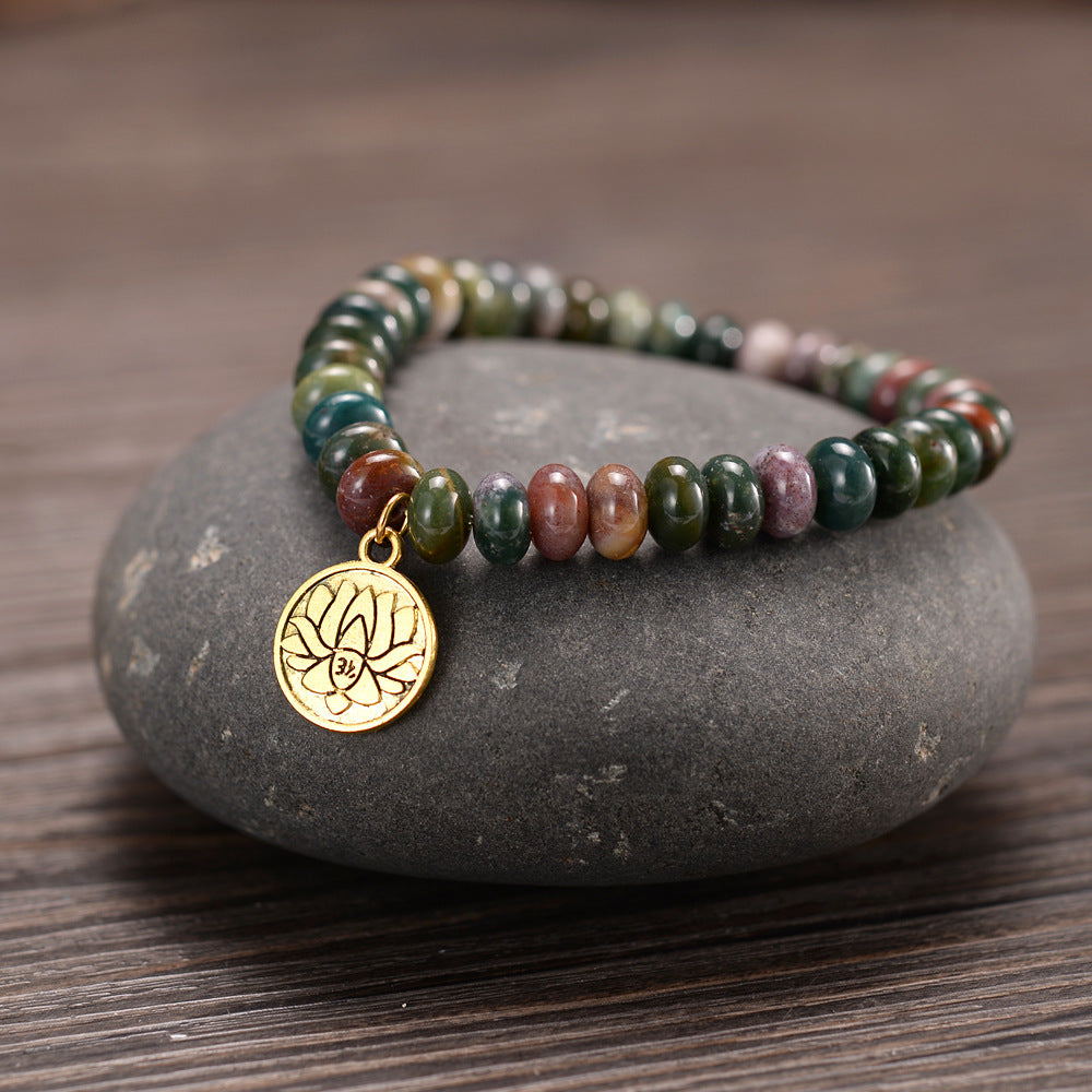 Indian Agate Bracelet - MaBroz