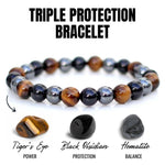 Triple Protection Bracelet - MaBroz