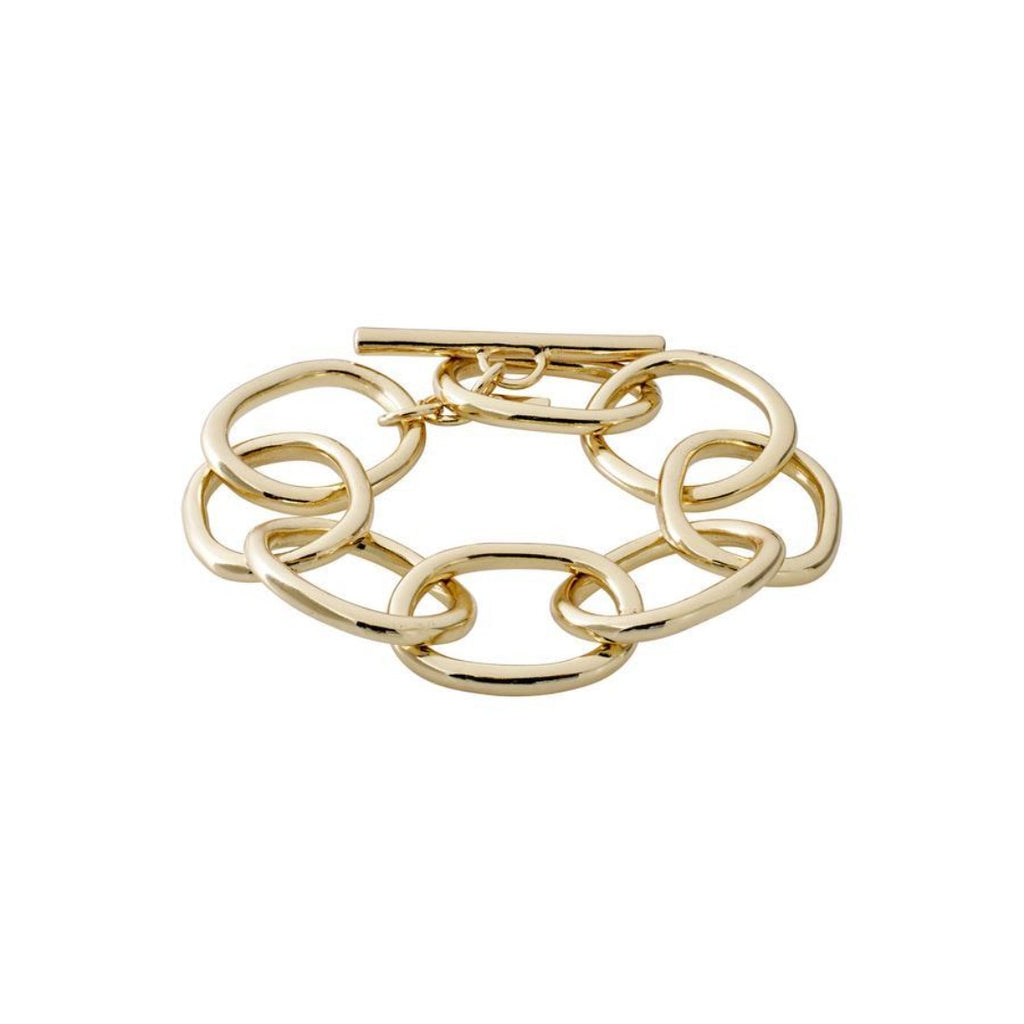 Pilgrim Air Gold Plated Bracelet