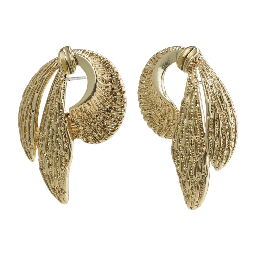 Earrings: Addie: Gold Plated