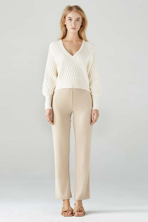 Must Have Pants in Sand Colour