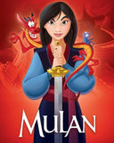 Mulan Diamond Painting - diamond-painting-bliss.myshopify.com