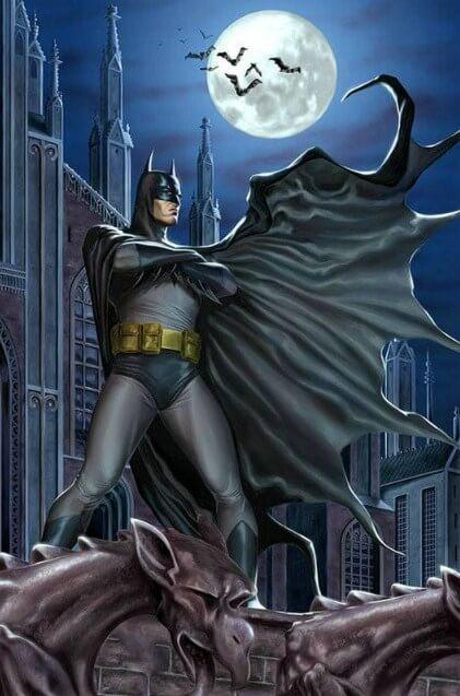 Batman - The Super Hero - diamond-painting-bliss.myshopify.com