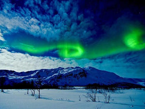 Chasing the Northern Lights in Norway - diamond-painting-bliss.myshopify.com