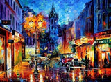 Colorful Street Diamond Painting Kit - diamond-painting-bliss.myshopify.com