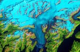 World of Change: Columbia Glacier, Alaska - diamond-painting-bliss.myshopify.com