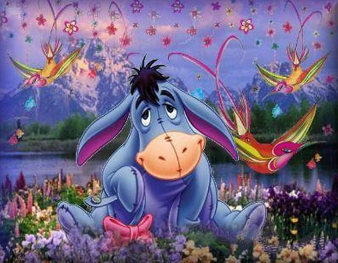 Eeyore from Winnie-the-Pooh - diamond-painting-bliss.myshopify.com