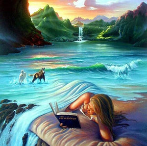 Fantasy Art by Jim Warren - diamond-painting-bliss.myshopify.com