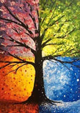 Four Seasons Diamond Painting - diamond-painting-bliss.myshopify.com
