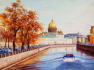 Grand canal italy - diamond-painting-bliss.myshopify.com