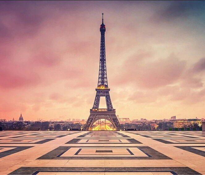 Paris Beauty - Eiffel Tower - diamond-painting-bliss.myshopify.com