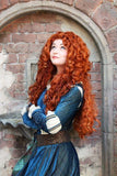 Princess Merida - Real Life Character Diamond Painting - diamond-painting-bliss.myshopify.com