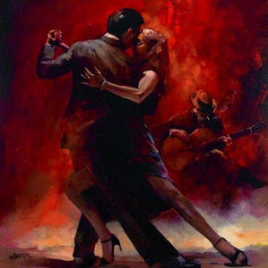 Romantic Dancing Couple - diamond-painting-bliss.myshopify.com