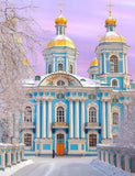 St. Nicholas Naval Cathedral - diamond-painting-bliss.myshopify.com