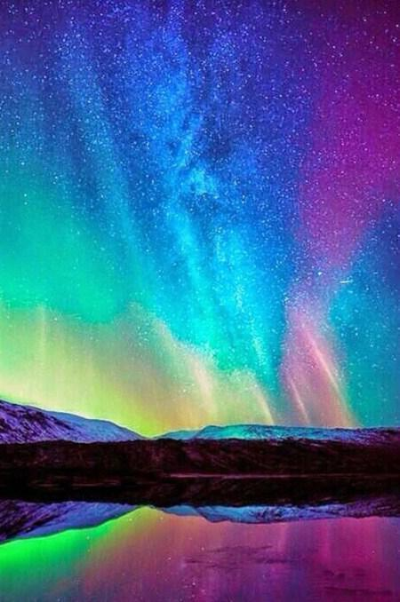 The Northern Lights' Astounding Beauty - diamond-painting-bliss.myshopify.com