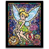Fairy Princess from Disneyland - DIY Painting Kit - diamond-painting-bliss.myshopify.com