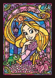 Stained Glass Princess DIY Diamond Painting - diamond-painting-bliss.myshopify.com