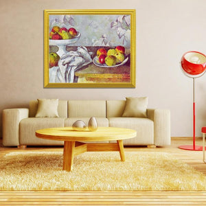 Fruits on Table DIY Diamond Painting - diamond-painting-bliss.myshopify.com