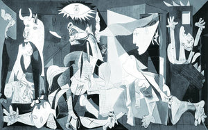 Guernica - Pablo Picasso - diamond-painting-bliss.myshopify.com