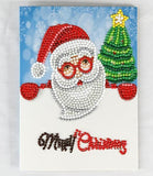 Merry Christmas DIY Diamond Paintings - diamond-painting-bliss.myshopify.com