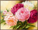 Colorful Peony Flower - diamond-painting-bliss.myshopify.com