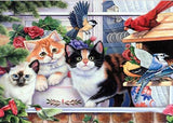 Cats & Birds DIY Diamond Paintings - diamond-painting-bliss.myshopify.com