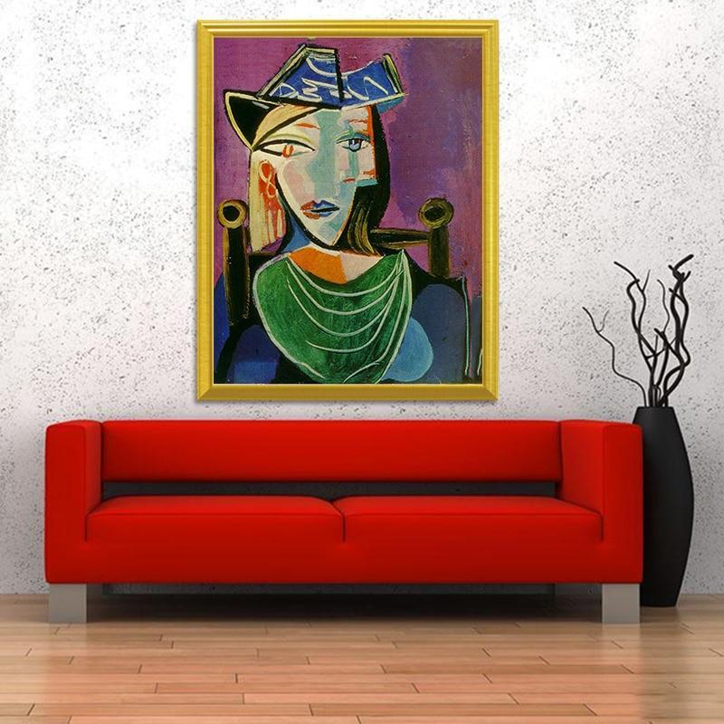 Abstract Art DIY Diamond Painting - diamond-painting-bliss.myshopify.com