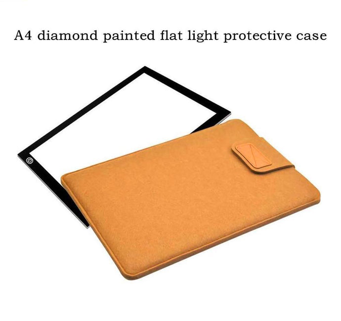 Diamond Painting Light Pad Protective Case - diamond-painting-bliss.myshopify.com