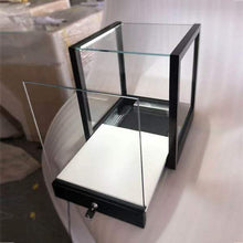 Load image into Gallery viewer, Custom Made Glass Display Case
