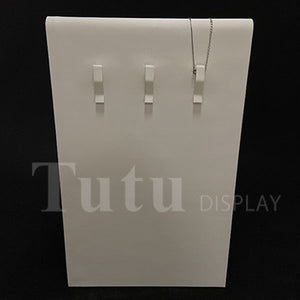 Jewelry Display | Necklace Display | PU Leather Display