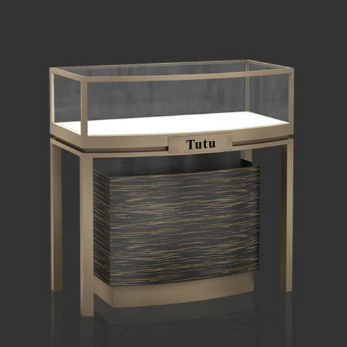 Jewelry Display case with led lighting MT-01 Cabinet