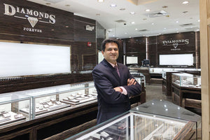 Diamonds Retail Store